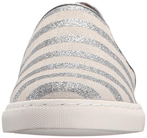 Splendide Sneaker De Mode Spl-balnéaire Femme Argent