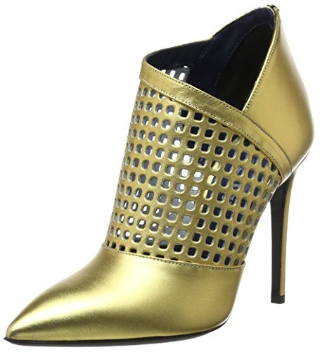 Pollini 901 Gold Escarpins Femme Shoes Bout Fermé Gold B4xr8qT4wF