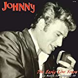 """Johnny Hallyday """"The early live years 4"""" Nation Olympia (33t + CD)"""