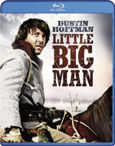 DVD : Little Big Man [Blu-ray]