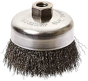 Makita 743207-2 4-Inch Wire Cup Brush