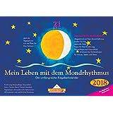Mein Leben mit dem Mondrhythmus: Taschenkalender