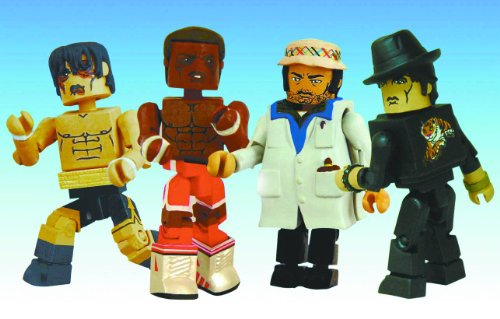 Rocky 2 Minimates Box Set by Diamond Select