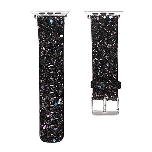 Nightclub Glitter Wristwatch Bracelet Replacement product image