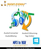 Softdiv MP3 to WAV Converter [Download]