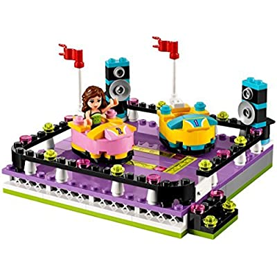 LEGO 41133 Amusement Park Bumper Cars: Toys & Games