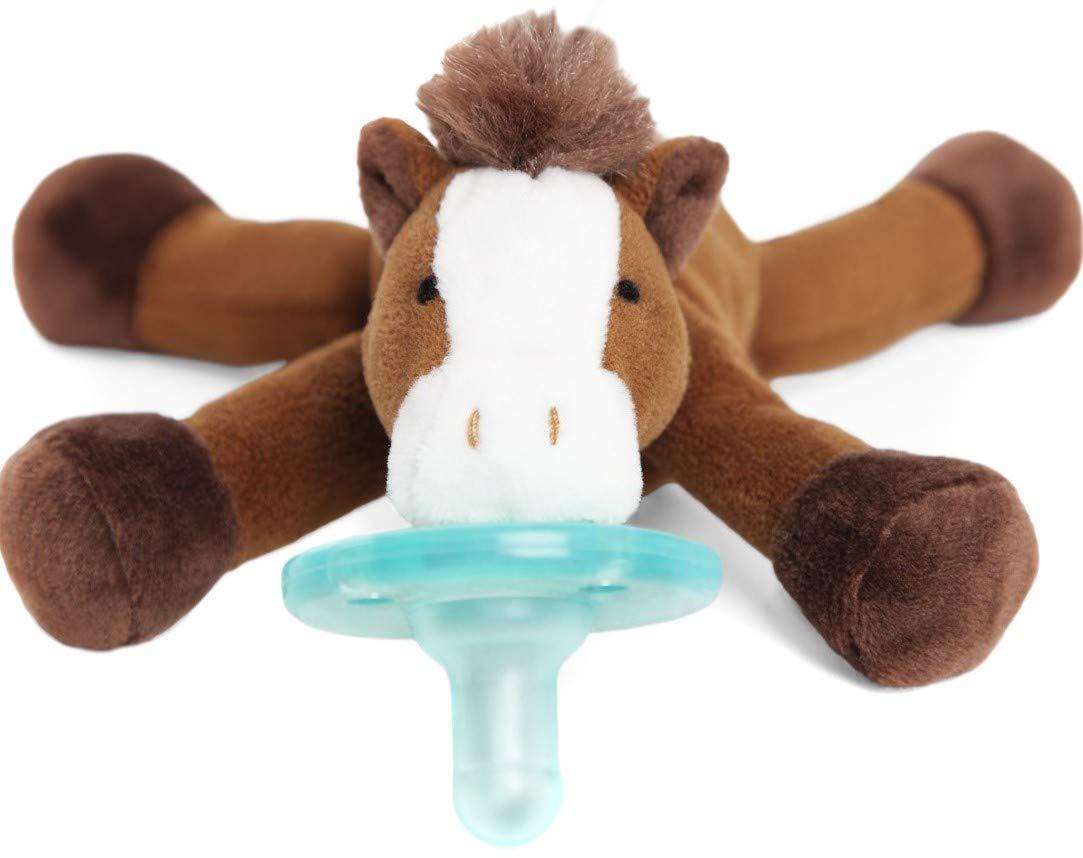 WubbaNub Infant Pacifier Horse