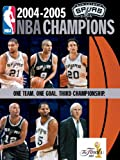 2004-2005 NBA Champions - San Antonio Spurs