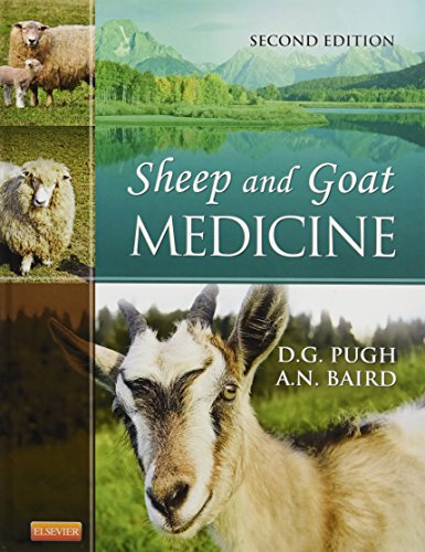 Sheep and Goat Medicine, 2e by imusti
