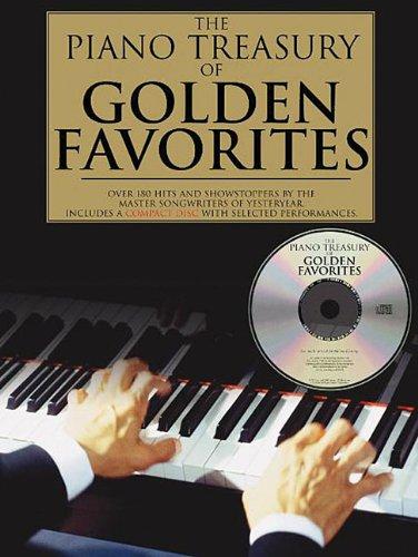 Download The Piano Treasury of Golden Favorites (Book & CD) pdf epub