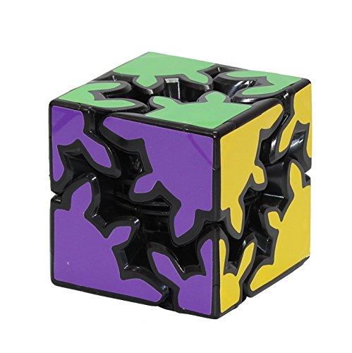 2x2 Magic Combination Pocket Gear Cube Puzzles Toys