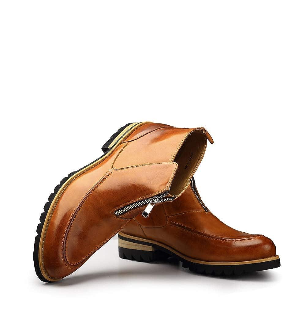 Herrenstiefel Herren Winter Hohe Stiefel Stiefel Stiefel Stiefel Reißverschluss Martin Stiefel 62bf54