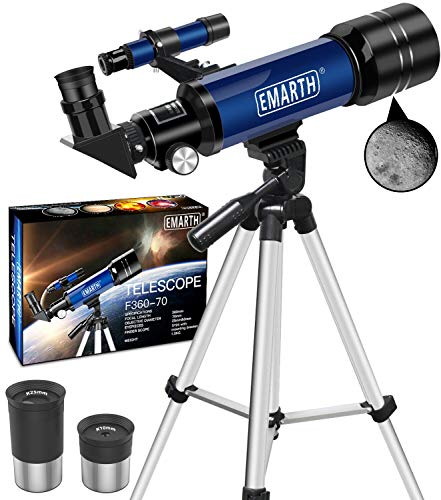 Emarth Telescope Travel Scope