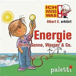 Albert E. erklärt Energie, Wind, Sonne, Wasser & Co. (Ich weiß was)