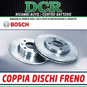 Bosch 0 986 479 U99 Brake Disc