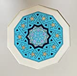 Original Geometry pattern and Illumination - Arabesque - Islamic Art- Home/Office decore