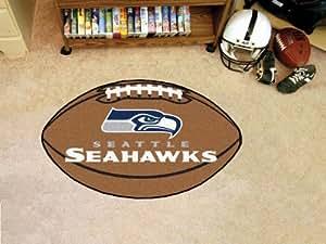 "Brand New Seattle Seahawks Football Rug 22""x35"""