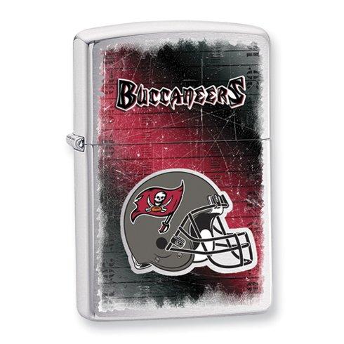 Zippo NFL Tampa Bay Buccaneers Street Chrome Lighter