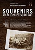 The Journal of Decorative and Propaganda Arts: Issue 27: Souvenirs and Objects of Remembrance