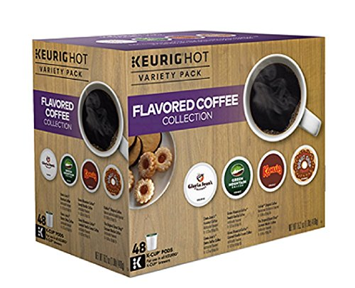 keurig pods flavored - 1