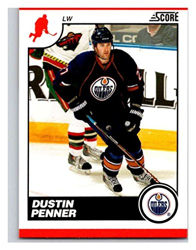 (HCW) 2010-11 Score Glossy #201 Dustin Penner Oilers Mint