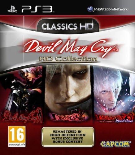 Devil May Cry HD Collection [Importación inglesa]: Amazon.es: Videojuegos