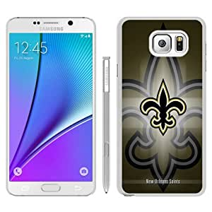 Samsung Galaxy Note 5 Case ,New Orleans Saints 15 white Samsung Galaxy Note 5 Cover Fashionable And Unique Custom Designed Phone Case