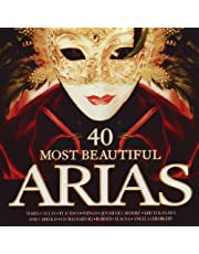 40 Most Beautiful Arias (2cd)