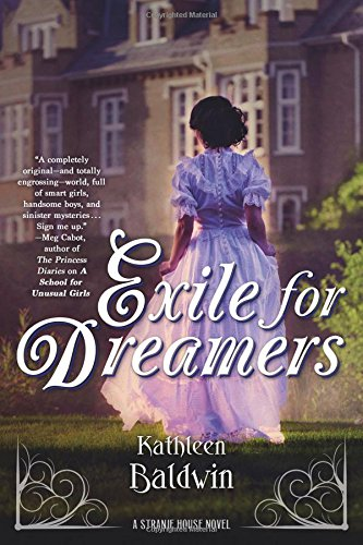 Exile Dreamers Stranje House Novel product image