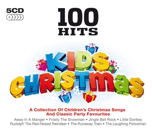 100 Hits: Kids Christmas / Various