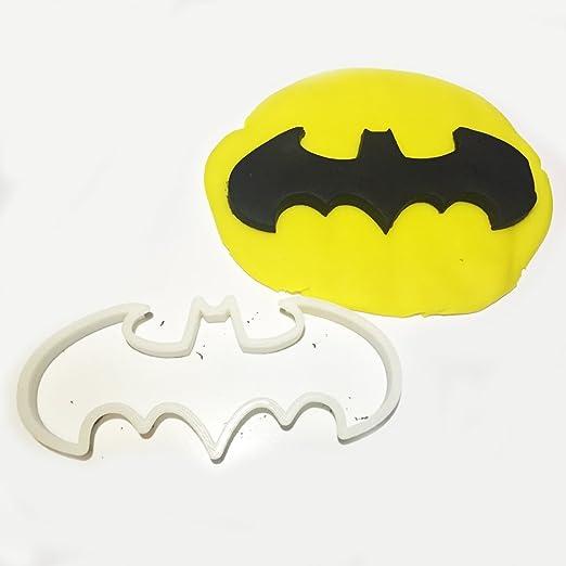 Batman Play Doh molde para galletas en forma de molde cortador ...