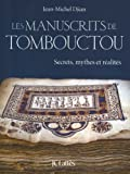 Front cover for the book Les manuscrits de Tombouctou by Jean-Michel Djian