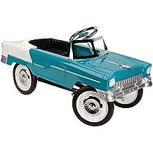 1955 Blue & White Chevy Pedal Car