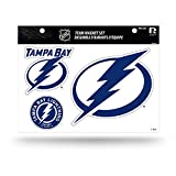 Kyпить NHL Tampa Bay Lightning Team Magnet Set, 8.5