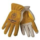 Tillman 1464 Top Grain Cowhide/Split Drivers Gloves - Medium