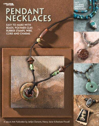 Pendant Necklaces  (Leisure Arts (Fuze Necklace)