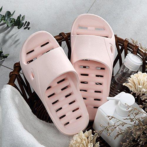 dérapant salle et pantoufles fuit Couple enfant maison CWJDTXD légères et hommes bain bas d'été léger maison d'été les Pantoufles sandales pour sol les qui femmes chaussures de de anti 29 parent des 11PYv7