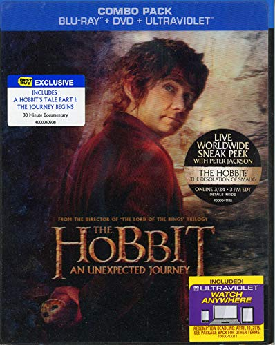 The Hobbit: An Unexpected Journey [Blu-ray] ()