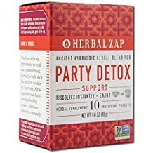 Herbal Zap Ayurvedic Supplement Party Detox