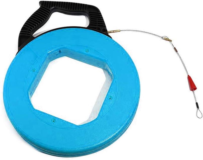 TONGXU 5Pcs Herramienta de Ayuda para Instalaci/ón de Cables para Electricista Dispositivo de roscado de Cables Kit de Enhebrado de Cables para Electricista