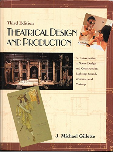 [Theatrical Design and Production: An Introduction to Scene Design and Construction, Lighting, Sound, Costume, and] (Dance Studio Costumes Companies)