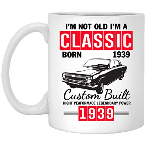 Classic 11 Ounce Mug - 9