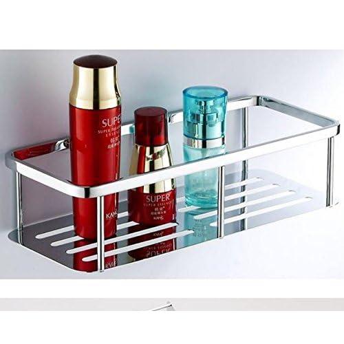 Stainless steel bathroom shelf /storage rack/Tripod/Storage shelf /Makeup rack storage basket-C well-wreapped