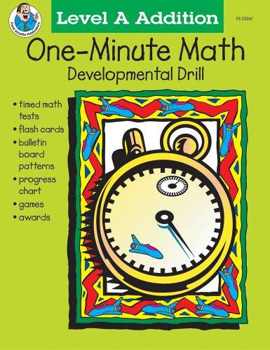 Grade Math Minutes 1 Book - 4