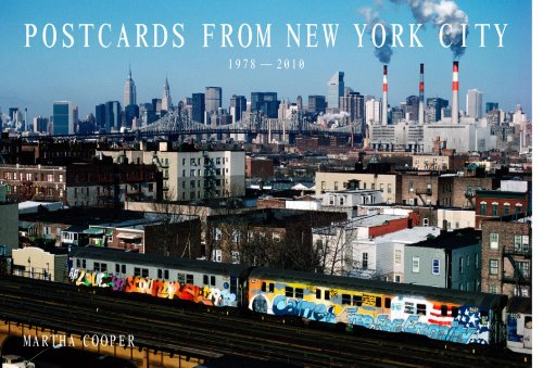 - Martha Cooper: Postcards from New York City