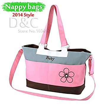 Amazon.com : Multifunctional bolsa maternidade bolsas ...