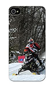 New Snowmobile Winter Snow Race Racing Tpu Case Cover, Anti-scratch MbXNVHx2646FnWzi Phone Case For Iphone 5/5s