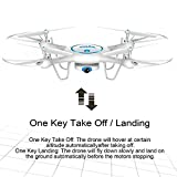 Drone-Master-X5UW-Wifi-FPV-Drone-with-720P-HD-Camera-Live-Video-Barometer-Set-Height-HL-SpeedRTF-RC-Quadcopter-White