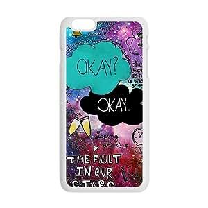 ORIGINE Creative design Okay Cell Phone Case for Iphone 6 Plus
