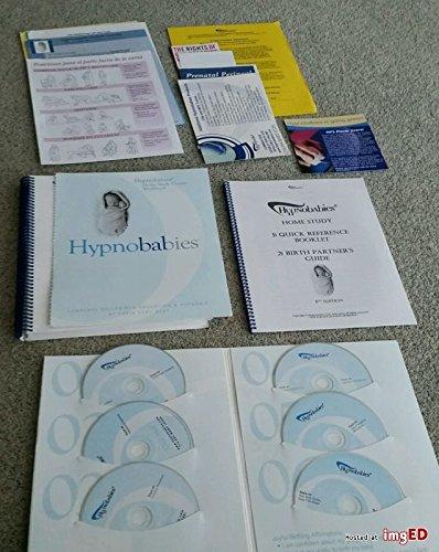 HYPNOBABIES 6 CD SET (2001-2005) (Cd Hypnobabies)